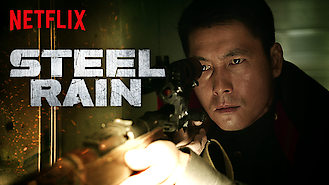 Steel Rain (2018) on Netflix in Brazil