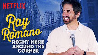 Ray Romano: Right Here, Around the Corner (2019) on Netflix in Japan