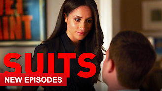 Suits (2011) on Netflix in Italy