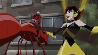 The Avengers: Earth's Mightiest Heroes: Season 1: The Man in The Ant Hill